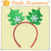 2015 New Design New Year Decoration Christmas Tree Headband