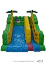 hotsale bouncy water slides
