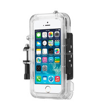 new products outdoor equipment waterproof cell phone case for iPhone 5&iphone5s