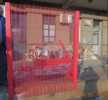 Welded Mesh Anti Climb Fencing Profiled Welded Mesh Fencing