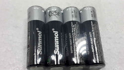 zinc-Mn Composed Type and 1.5v Voltage R03p AA battery