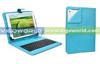 For ipad air 2 keyboard case, Wholesale USB keyboard case for ipad air 2, camera hole keyboard case for ipad air 2 case