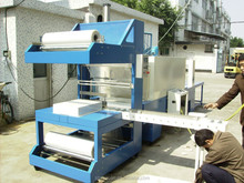 YQ-6030+YQ600400 Semi Auto Heat Shrink Cutting Machine/Semi Auto PE Film Shrink Wrapping Machine