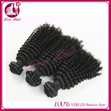 virgin indian hair top quality afro kinky curly hair weft double sealer no shedding no tangle indian man to man sex