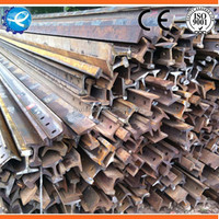 Heavy Steel Rail UIC 54 railroad steel train rail