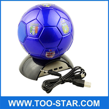 board ball football bluetooth speaker World Cup Portable Football Mini Speakers