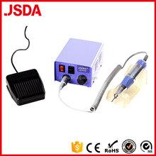 JSDA high quality electric nail drill professional sculptured salon manicure