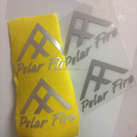 2014 popular and new reflective heat transfer labels dongguan