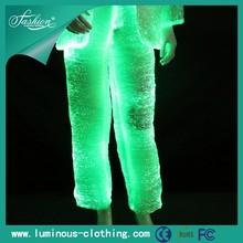 Alibaba hot sale special material fabric optic fiber hiking pants