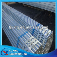 hot dipped and pre-galvanized steel pipe