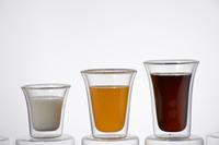 glass tea cup,double glass cup,bodum