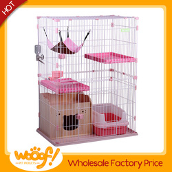 Hot selling pet dog products high quality double dog kennel