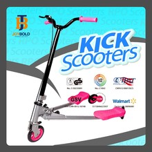 mini scooter, 3 wheel foldable tri frog swing scooter for adult and kids