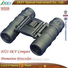 8 X 21 mejor prismáticos para larga distancia de imagen térmica telescopio y prismáticos