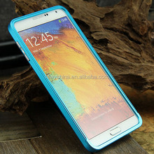 For Galaxy Note 3 Aluminum Case Mobile Phone Bumper/ Hot Selling Metallic Case for Samsung Galaxy Note 3