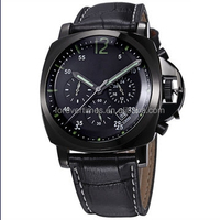 stainless steel case back automatic watch men