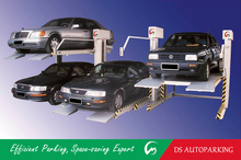 PJS smart mechanical simple lift car parking system