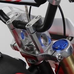 Single cylinder air-cold 4 stroke dirt bike 125cc