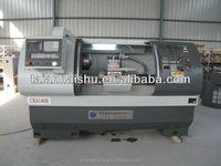 cheap cnc lathe machine CK6140B Manual tailstock
