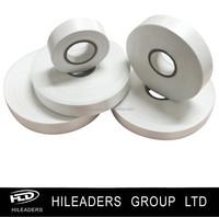 AAH173 Polyester Taffeta Label Ribbon For Stone Wash