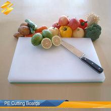 Protección del medio ambiente tabla de cortar de plástico para pollo de usar