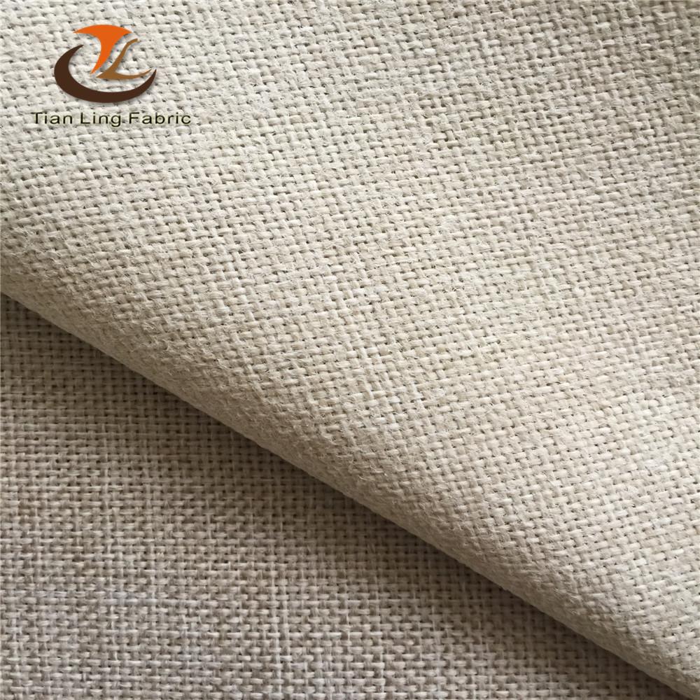 Pas cher canap jute tissu d 39 ameublement tissu pour canap fixe tissus ti - Tissu pour canape pas cher ...