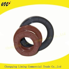 Price Quote Automotive and Industrial Application Ground Metal O.D Dual Lip Dustproof XNBR Tractor TB Oil Seal