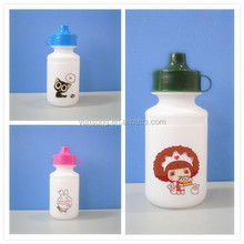 300ml kids water plastic bottles