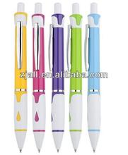 factory offer blister card packing promotional pen refill