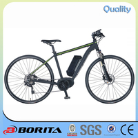 Mid-Motor Adult Sport Electric Bicycle