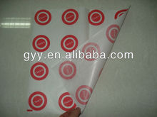 Food grade wrapping paper