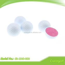 Two Layers Tournament Golf Ball 80-90% hardness