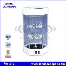 high quality rotating cellphone display stand for mobile phone store