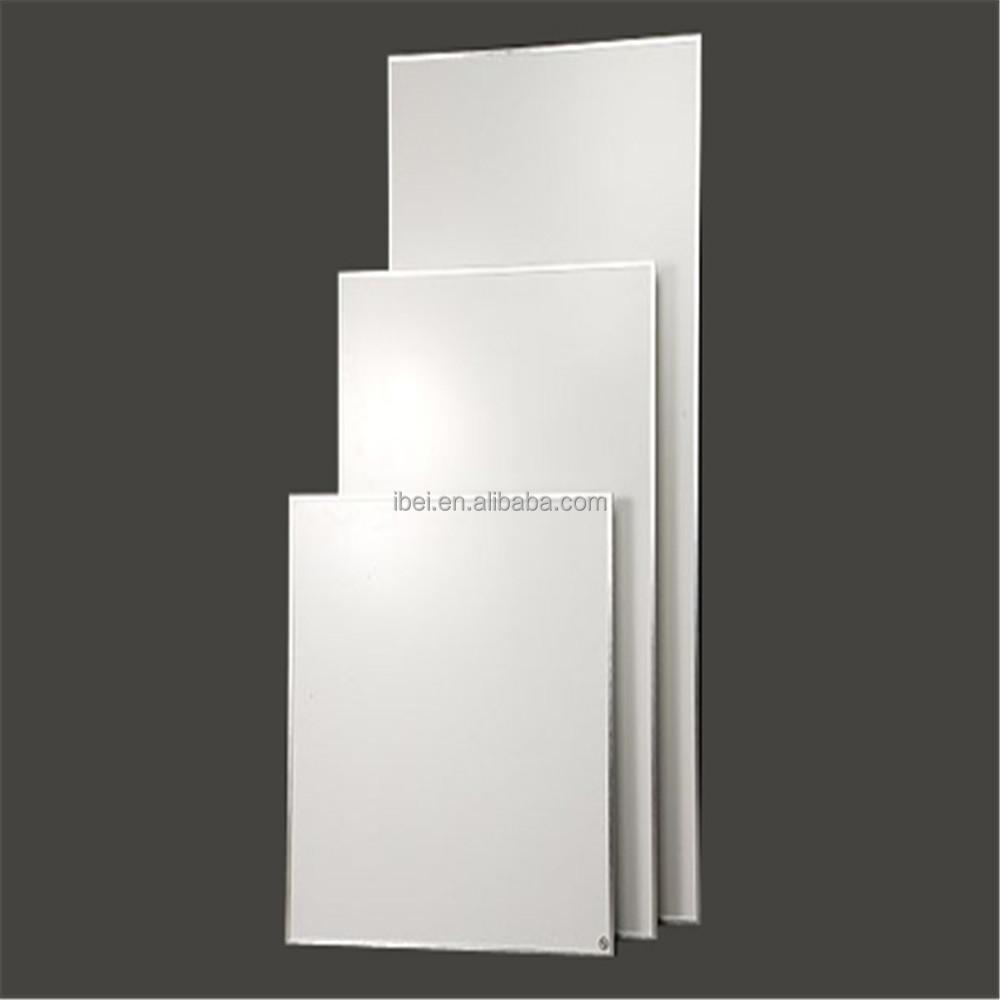 탄소 크리스탈 벽 장식 장착 적외선 전기 히터 욕실 침실 거실 ...
