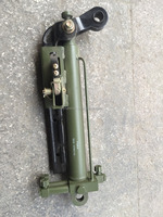 Oil cylinder assembly, with pendulum rod limiter 50A-030010