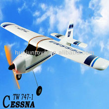 rc planes for sale cessna electric rc airplane 2.4G EPO CESSNA(TW747-1)famous electric airplane rc model lanyu cessna