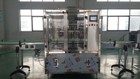 Full automatic edible cooking oil filler supplier