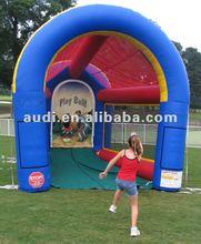 inflatable baseball cage