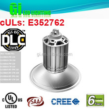 6 years warranty 150w led high bay light fitting in stock in US warehouse