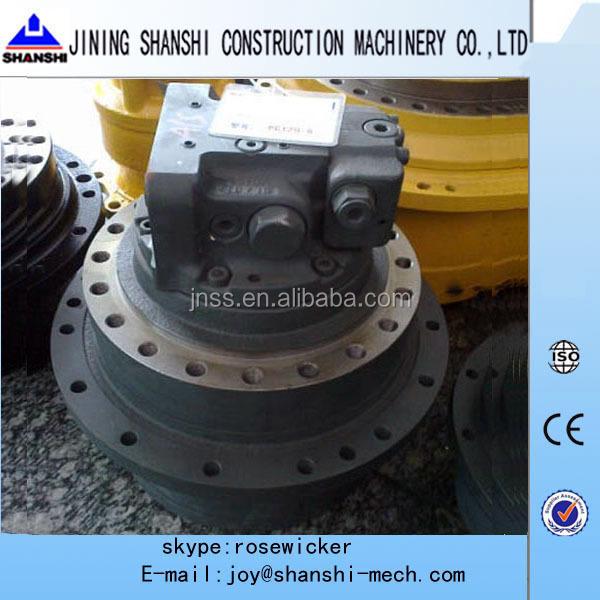 Korea jeil hydraulic jmv 16 final drive jmv16 final drive for Hydraulic track drive motor