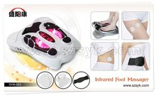 Electric massage vibrator /blood circulation massage apparatus