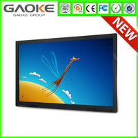 3G android full hd 1080p 55 inch interactive touch screen for e-learning