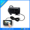 best mini hidden black car dvr dash cam without screen connectd car dvd player