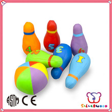 GSV toy factory new plush bowling best Promotion hot sale child toys