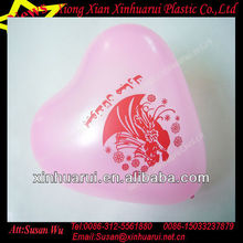Meet EN 71 heart shape latex balloon for wedding
