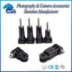 3-way assembléia braço Pivot extensão + 4x knob thumb para GoPr4 / 3 / 2 / 1
