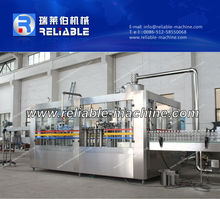 carbonated soft water / drink bottling machine for 250ml/330ml/500ml/750ml/1000ml/1500ml