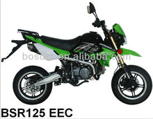 China BSR125 EEC ON RAOD RACING BIKE motorcycle