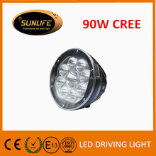 2015 New Product! 90w led work lights auto motorcycle truck led working/driving light offroad roof/tail/rear working lihgts