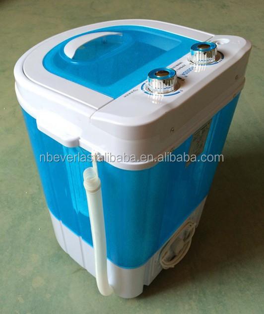 2015 Hot Sales 4kg Mini Baby Clothes Single Tub Washing